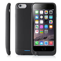 Mojo Invictus Battery Case for iPhone 6/6s